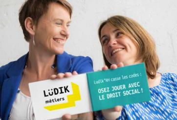Interview des dirigeantes de Ludik'Métiers